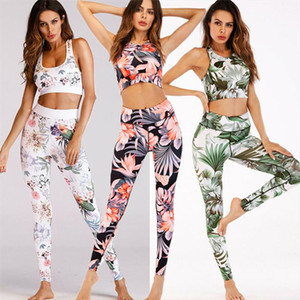 women tracksuit Women Sports Gym Running Fitness Leggings Athletic Clothes Bra Pants Set AU Drop Shipping