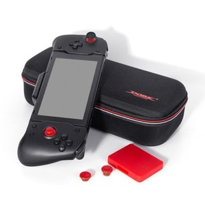 Game Controllers & Joysticks Upgrade For Switch Gamepad Controller Handheld Grip Double Motor Vibration Built-in 6-Axis Gyro Joy-pad