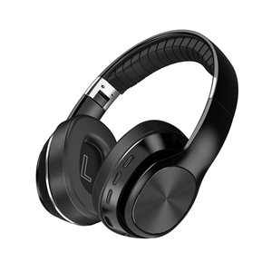 2020 HiFi Wireless Headphones Bluetooth Foldable Gaming Headset Support TF Card FM Radio Bluetooth AUX Stereo Earphone With Mic Deep Bass