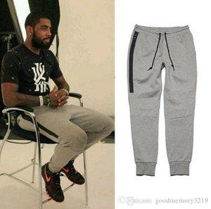 NLOK-2019 Hot Sale Tech Fleece Sport Pants Space Cotton Trousers Men Tracksuit Bottoms Mens Joggers Tech Fleece Camo Running pants 5 Colors