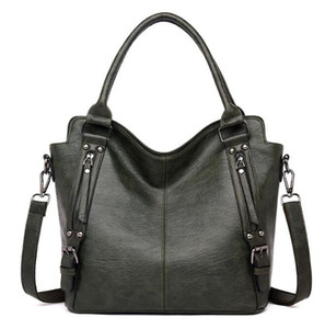 Fashion Women totes Medium handbags pu leather good quality cheap women bags