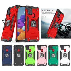 360 Кольцо Кольца Гибридный Чехол для Moto Motorola G Стилус 2021 G9 Plus G Fusion Play G8 Power Lite Магнитная Крышка Мала