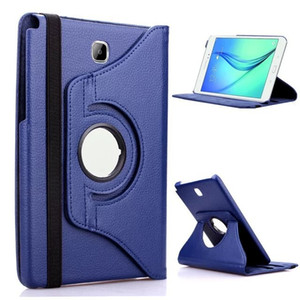 360 Rotating PU Capa de Couro para Samsung Galaxy Tab S6 10.5 T860 2019 A4 S 8,4 T307 T307U Lite 10.4 P610 P615 Tablet Case
