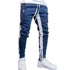2021 New Cotton Trousers Racing, Men's Fitness Pants, Sports Clothes, Ny Sweatpants for Gyms and Track M1i6