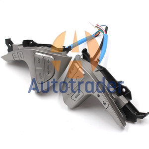 New 84250-06180 Steering Wheel Audio Control Button Switch For TOYOTA HILUX  CAMRY  VIGO  COROLLA  HIGHLANDER  INNOVA