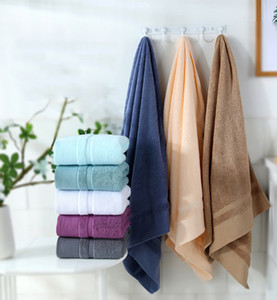 Cotton towel 2021 New thickened face towels 120g long-staple absorbent cotton soft Factory direct large square jacquard toweles