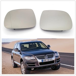 Heated Mirror Glass For VW Touareg 2007 2008 2009 2010 Car-Styling Door Side Heated Mirror Glass