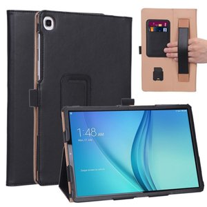 Luxury Tablet Cover Case for Samsung Galaxy Tab S5E 10.5 2019 SM-T720 SM-T725 New Released with Card Slots Hand Strap
