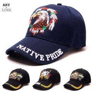 Männer Baseballkappe Patriotische Amerikanische Flagge Frauen Tier Trucker Hüte Brief Stickerei USA Bald Eagle Caps Snapback Knochen Dad Hut