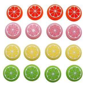 Fruit Silicone Joystick Cap Thumb Stick Cover Grips Caps For Nintendo Switch Lite NS NX Controller 500PCS LOT
