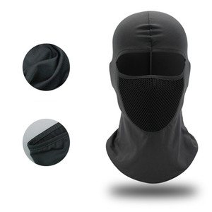 Tactical Hood Motorcycle Sun Protection and Dustproof Headgear Riding Hat Hood Windproof Outdoor Tactical Riding Dust Mask