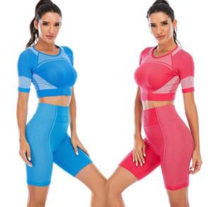 Summer Women Casual Shorts Womens Sports Yoga Cotton Shorts girl 6 colors Leisure Jogging Drawstring Shorts