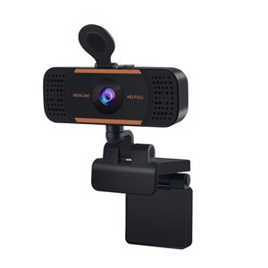Full HD 1080P Web Camera Mini Webcam Cover For PC Computer Laptop Video USB Autofocus Web Camera With Microphone