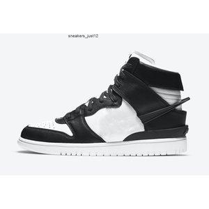 2021 Zapatillas de baloncesto genuinas de la emboscada genuina High-Top Black Blanco Cosmic Fucsia Active Fucsia / Lethal Pink Sports al aire libre para hombres y mujeres