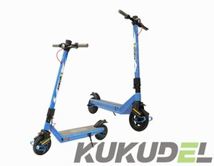 856P Blue 7.5ah Kukudel Brand New Electric Roller High-End Smart Scooter patentierte Stoßdämpfung Smart E-Scooter Action Sports