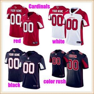 Пользовательские майки по американскому футболу для мужских женщин Молодежные дети NFC AFC Команды подлинные вентиляторы Индивидуальные 2021 Футбол Джерси 4XL 5XL 6XL