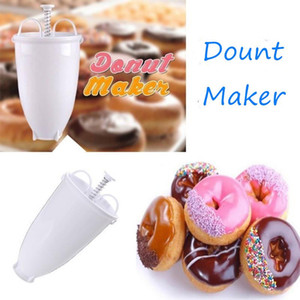4 шт. Pronut Flush Easy Fast Portable Maker Maker Manage Waffle Dispenser Donut Machine Waffle Plastic Легкий Fry Fry