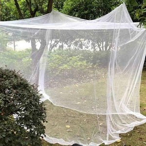 Blinds 220*200*200cm Outdoor Camping Mosquito Net Tent Large Travel Repellent Hanging Bed Fishing Hiking With Storage Bag