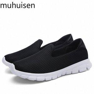 المرأة التخسيس أحذية رياضية 2019 جديد المشي اللياقة البدنية سوينغ المدربين الترفيه الأحذية أزياء عارضة الأحذية المسطحة أحذية النساء سبيري الأحذية SI 72N2 #