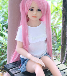 TW 100cm Love Doll Small Chests Female Doll All-silicone Simulation Human Sex Doll Japanese Anime Sex Toy
