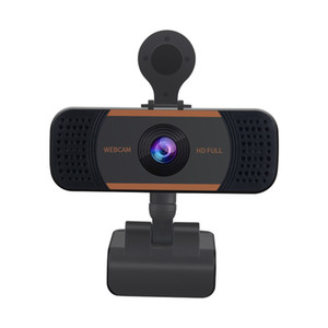 Webcam Full HD 1920*1080 Web Camera Mini Webcam Cover For PC Computer Laptop Video USB Autofocus Web Camera With Microphone