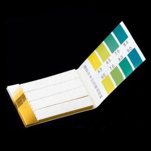 80-400 Strips Litmus Prueba de pruebas Kit de prueba Papel Urine Saliva ácido ácido Alcalino Análisis de medición útil Instrumentos Tiras de prueba PH