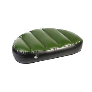 Seat Cushion Outdoor Water Sports Tool Durable Inflatable Boats For Man Women Portable PVC Green Kayak Inflatable
