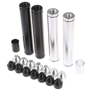 winsun 1 Set Car Fuel Filter Aluminum Alloy Solvent Trap 1   2-28 5   8-24 Filters Car Fuel Filter Parts For Napa 4003 Wix 24003