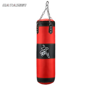 New Professional Boxing Punching Bag Training Fitness with Hanging Kick Sandbag Adults Gym Exercise Empty-Heavy Boxing Bag