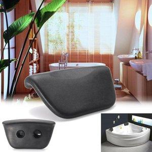 Other Bath & Toilet Supplies Non-slip Waterproof Thickened SPA Bathtub Pillow Neck Back Cushion Pad Eco-friendly Anti-slip Soft Comforta