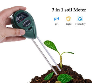 Analog Soil Moisture Meter For Garden Plant Soil Hygrometer Water PH Tester Tool Without Backlight Indoor Outdoor practical tool SN1979