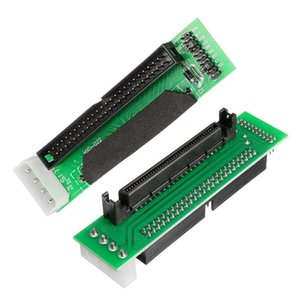 Computer Cables & Connectors Hard Drive Adapter Card Module Board SCSI 80 Pin To 50 Converter