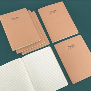 High quality wholesale diary draft soft copy ultra-thick exercise book