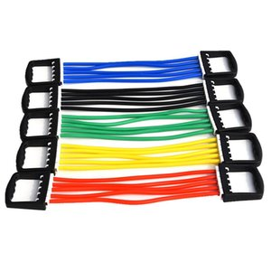 Resistance Bands Exercise Latex Tubes Pull Rope Band Chest Opener Rally Fitness Elastic Cable Yoga