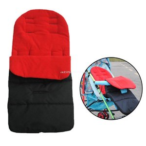 Stroller Parts & Accessories Multi-function Baby Sleeping Bag Children Kids Trolley Thickened Swaddl Dropship
