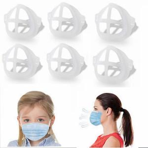 for 3D Mask Adult Bracket Child Lipstick Protection Stand Mask Inner Support Frame Face Masks Holder Tool Accessories LJJP708