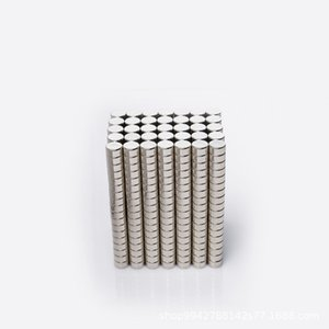 Wholesale - In Stock 200pcs Strong Round NdFeB Magnets Dia 5x2mm N35 Rare Earth Neodymium Permanent Craft DIY Magnet