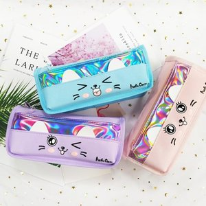 Pencil Cases Case Cutesta Tionery Student Kawaii Large Capacity Office Stationery And School Supplies For Kids