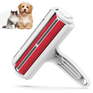 Roller Dog Cat Hair Remover, Pet Hair Remover, Dog Cat Hair Cleaning Brush Removing, Sofa Carpet Cleaner Brushes Furniture Lint