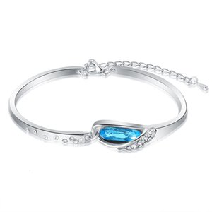Low price temperament bracelet crystal bracelet women's glass shoes bracelet