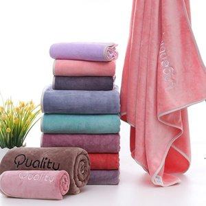 스포츠 수건 땀 흡수 쇼핑 홈 수 놓은 청소 Turban watercloths 홈 청소 microfiber facecloths ahe4822