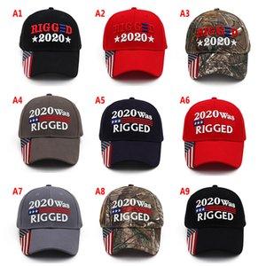 تم تزوير CRUMP 2024 CAP 20 قبعة بيسبول مطرزة مع حزام قابل للتعديل 9 تصاميم