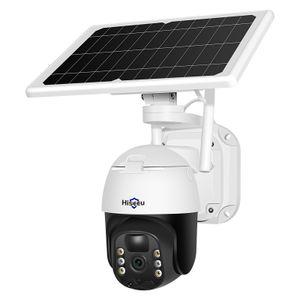 Hiseeu Home Security Camera Открытый беспроводной цвет ночного видения, двусторонняя аудио облака / SD записи