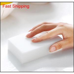 White Melamine Sponge Magic Sponge Eraser Melamine Cleaner For Kitchen Office Bathroom Cleaning Nano Sponges Free jllAOY bdesybag