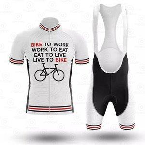 PRO Team Racing Bicycle Jersey 2021 Nouveau été Espagne Hommes Vêtements de vélo Vêtements de vélo MTB Cyclisme Bord de Bike Jersey Ensemble Ropa Ciclismo1