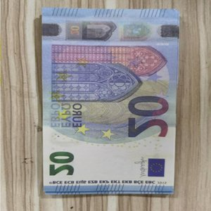 Euros For Money 20 Prop Copy Nightclub Movie Play Note Bank Paper Realistic 14 Most Business Collection Fake Scmej