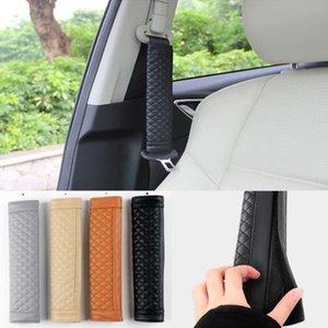 أحزمة الأمان الملحقات سيارة حزام حامي مقعد غطاء بو الجلود حزام الكتف البضائع