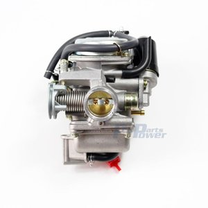 GY6 125CC 150CC سكوتر الدراجة pd24 carburetor كارب كاربي ل atv الذهاب كارت روكيتا انس كولستر تاوتاو سونل تانك جديد
