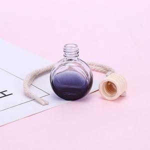 Aromatherapy Bottles, Black Car Perfume, Glass Bottle Accessories, Perfume Vehicle Mounted Pendants