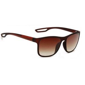 Gradient Sunglass Men High Quality Uv400 Fashion Women Shades Clear Sunglasses Sport Square Sun Glasses